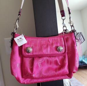 Coach Poppy purse